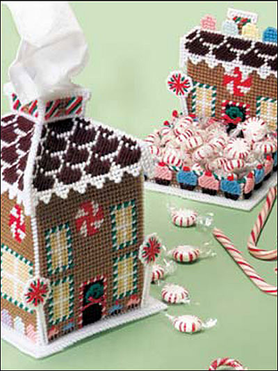Gingerbread House Tissue Cover and Candy Dish on candy box, fireplace box, halloween box, biscotti box, tiramisu box, pig roast box, butterfly box, text box, cookie dough box, gumbo box, ornament box, church box, brownies box, panettone box, giveaway box, icing box, ginger box, cupcake house box, fudge box, rose box,